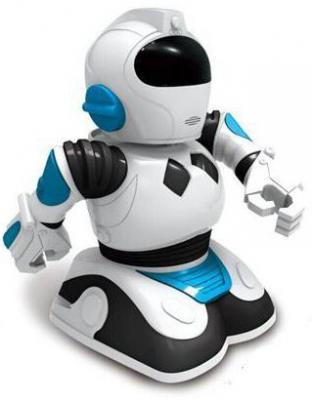Робот на радиоуправлении Shantou Gepai Путешественник пластик, металл от 6 лет черно-белый настольная игра shantou gepai аэрофутбол 5016