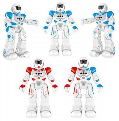 """все цены на Робот на радиоуправлении Shantou Gepai """"Робот"""" пластик, металл от 3 лет белый онлайн"""