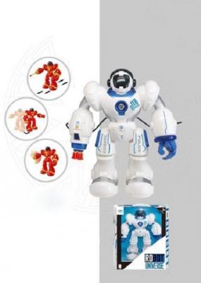 Робот на радиоуправлении Shantou Gepai Universe пластик от 6 лет цвет в ассортименте робот на радиоуправлении shantou gepai робот белый от 3 лет пластик металл