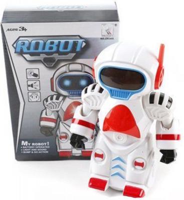 """Робот электронный Zhorya """"Робот"""" со звуком светящийся двигающийся ZR305"""