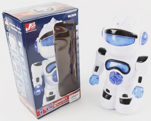 Купить Робот электронный Shantou Gepai Smart - T2 со звуком светящийся 1403989, Игрушки Роботы