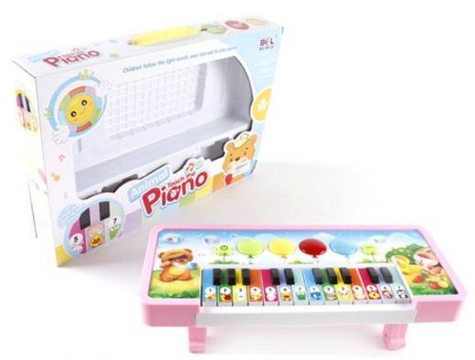 Пианино Shantou Gepai Зоопарк музыкальные игрушки speedroll гибкое пианино s2088