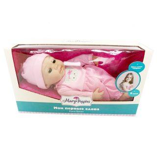 Кукла-младенец Mary Poppins Бонни Мои первые слова говорящая мои первые слова
