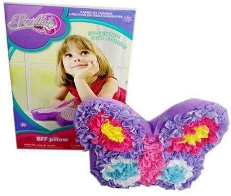 Набор для творчества Shantou Gepai Рукодельница: Бабочка от 6 лет набор для детского творчества наша игрушка рукодельница бабочка