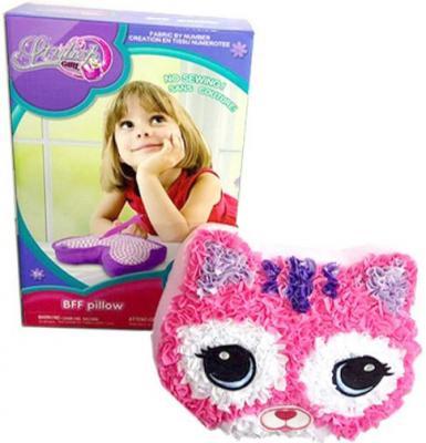 Набор для творчества Shantou Gepai Рукодельница: Кошечка от 6 лет набор для творчества shantou gepai рукодельница сова k04