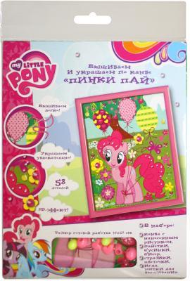 Набор для вышивания Росмэн Пинки Пай, My Little Pony от 7 лет 32164