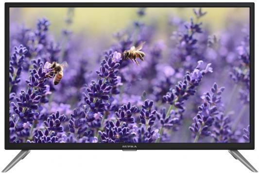 Телевизор Supra STV-LC32LT0030W черный supra stv lc24t440wl