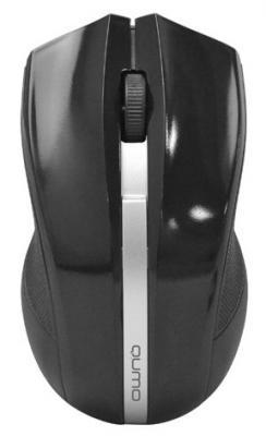 Мышь беспроводная QUMO Style M15 чёрный USB