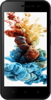 Смартфон Irbis SP455 черный 4.5 8 Гб LTE Wi-Fi GPS 3G смартфон micromax q334 canvas magnus черный 5 4 гб wi fi gps 3g