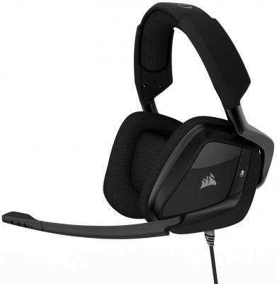 Игровая гарнитура проводная Corsair Gaming Gaming VOID PRO Surround черный CA-9011156-EU