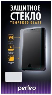 Защитное стекло Perfeo для Samsung A5 17 0.33мм 2.5D Full Screen Asahi 87 черный PF-TG-FA-SAM-A5(17)B)