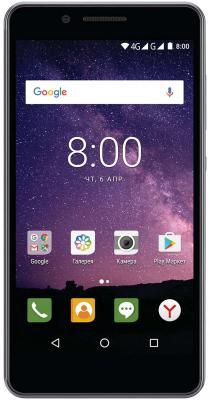 Смартфон Philips S327 синий 5.5 8 Гб LTE Wi-Fi GPS 3G 4G philips s327 royal blue