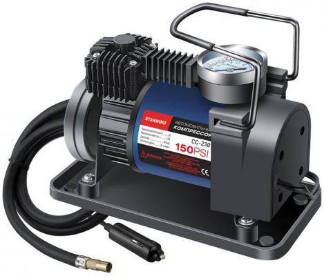 Автомобильный компрессор Starwind CC-260 компрессор автомобильный tornado аc 580