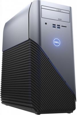 Системный блок DELL Inspiron 5675 Ryzen 5 1400 3.2GHz 8Gb 1Tb 128Gb SSD GTX1060-6Gb DVD-RW Win10 клавиатура мышь черный 5675-4797
