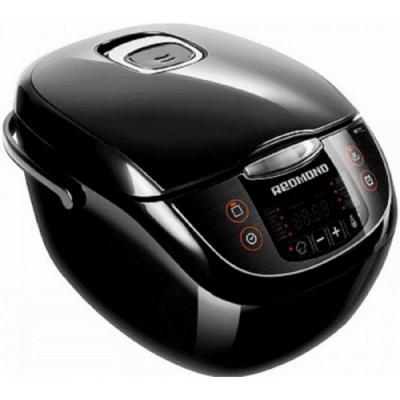 Мультиварка Redmond RMC-M28 черный 860 Вт 5 л redmond masterfry fm4520 черный