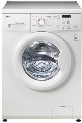 Стиральная машина LG FH0C3ND белый стиральная машина lg f2j5nn4l