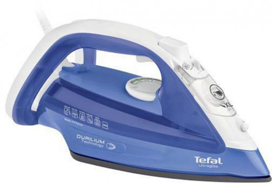 Утюг Tefal FV4922E0 2400Вт синий