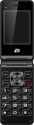 Мобильный телефон ARK Benefit V1 серый мобильный телефон ark benefit v1 серый 2 4 64 мб