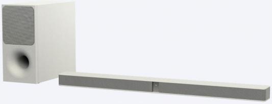 Акустическая система Sony HT-CT291 белый акустическая система sony ht ct290 черный