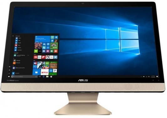 Моноблок 21.5 ASUS V221ICUK-BA122T 1920 x 1080 Intel Core i5-7200U 4Gb 1Tb Intel HD Graphics 620 Windows 10 черный 90PT01U1-M03630 моноблок asus zn220icgk ra040t 90pt01n1 m03090 90pt01n1 m03090