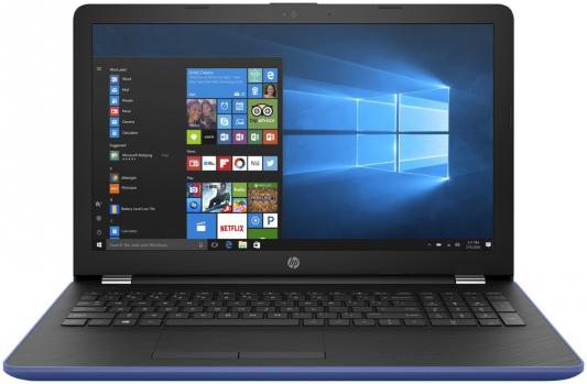 Ноутбук HP Pavilion 15-bw505ur 15.6 1920x1080 AMD A9-9420 hp hp pavilion 15 aw dvd rw 15 6 amd a9 8гб ram sata wi fi