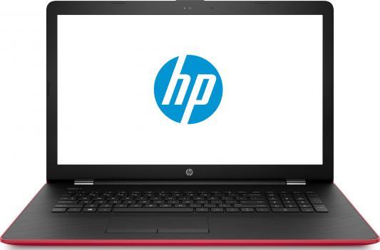 """Ноутбук HP 17-ak024ur 17.3"""" 1600x900 AMD E-E2-9000e 2CP38EA"""