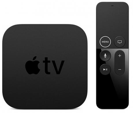 Медиаплеер Apple TV 32GB MR912RS/A медиаплеер apple tv 4k 32gb mqd22rs a