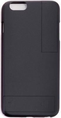 лучшая цена Накладка Gmini GM-AC-IP6BK для iPhone 6 iPhone 6S чёрный для улучшения качества 4G и Wi-Fi сигнала