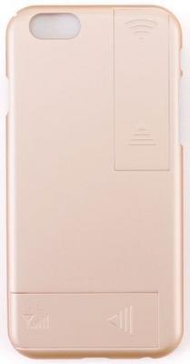 Чехол с дополнительными антеннами Gmini GM-AC-IP6LG, для iPhone 6/6S, для улучшения качества 4G и Wi-Fi сигнала, Золотой чехол с дополнительными антеннами gmini gm ac ip6lg для iphone 6 6s улучшения качества 4g и wi fi сигнала золотой