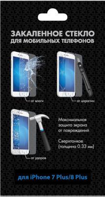 Защитное стекло DF iSteel-19 для iPhone 7 Plus iPhone 8 Plus 0.33 мм