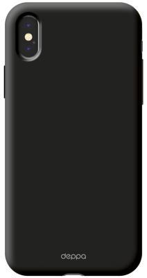 Чехол Deppa Air Case для iPhone X чёрный 83321