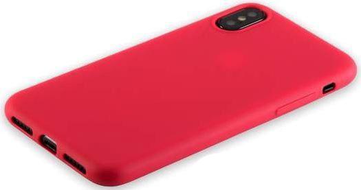 """Накладка Deppa """"Anycase"""" для iPhone X красный 140050"""