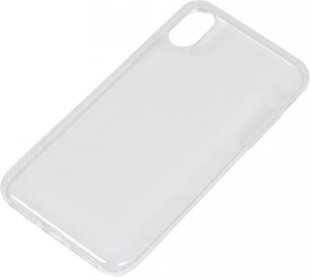 "Накладка Deppa ""Anycase"" для iPhone X прозрачный 140052"