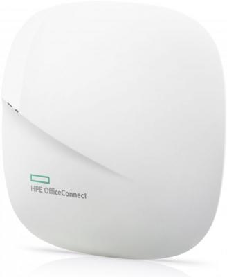 Точка доступа HP OC20 Access Point 802.11aс 867Mbps 5 ГГц 2.4 ГГц 1xLAN белый JZ074A pixlink ac1200 wifi repeater router access point wireless 1200mbps range extender wifi signal amplifier 4external antennas ac05