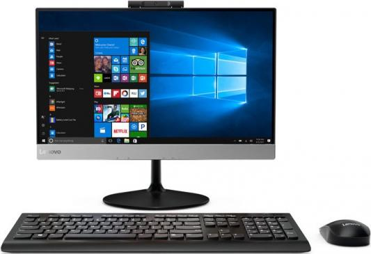 Моноблок 21.5 Lenovo V410z All-In-One 1920 x 1080 Intel Core i5-7400T 4Gb 500Gb Intel HD Graphics 630 64 Мб Windows 10 Professional черный 10QV000CRU моноблок 23 lenovo ideaсentre 300 23isu 1920 x 1080 intel core i5 6200u 4gb 1tb intel hd graphics windows 10 professional черный f0by00gprk