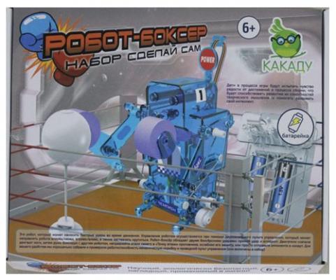 Игровой набор Kakadu Сделай сам - Робот-боксер