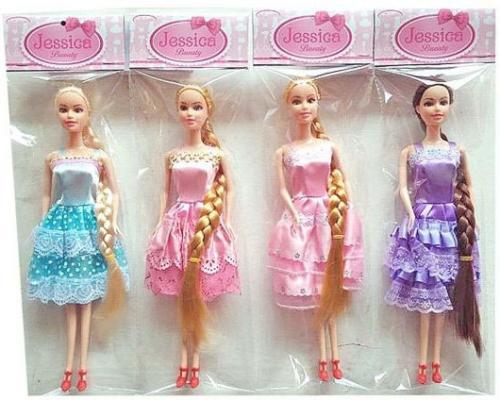 Кукла Shantou Gepai Джесика в романтичном платье 29 см в ассортименте