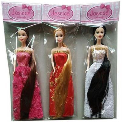 Кукла Shantou Gepai Джесика в вечернем платье 29 см в ассортименте