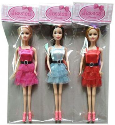 Кукла Shantou Gepai Джесика в летнем платье 29 см в ассортименте