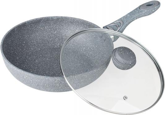 Сковорода Bekker BK-7909 28 см 3.9 л алюминий сковорода bekker marvelous bk 7906 26 см алюминий