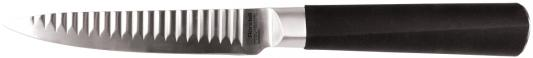 Нож Rondell Flamberg RD-684 для овощей 9 см rondell нож универсальный flamberg 12 7 см rd 683 rondell