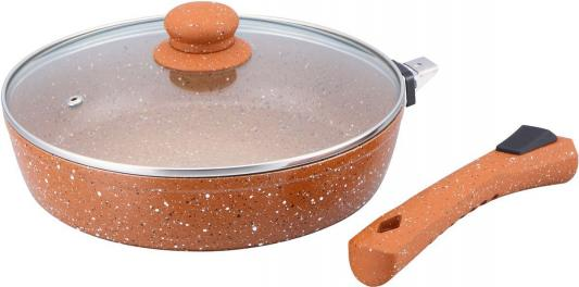 Сковорода Bekker BK-3793 26 см алюминий сковорода bekker marvelous bk 7906 26 см алюминий