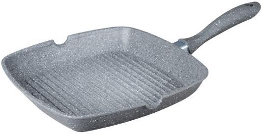 Сковородка-гриль Bekker BK-7915 28 см 1.3 л алюминий сковородка гриль tvs ay502284010001 28 см алюминий