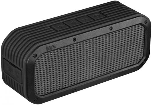 Портативная акустика Divoom VoomBox-outdoor Bluetooth черный колонка divoom voombox outdoor 2nd generation black