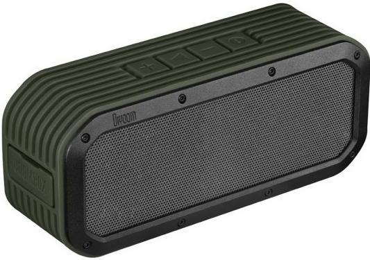 Портативная акустика Divoom VoomBox-outdoor Bluetooth зеленый
