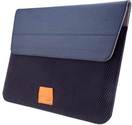"Чехол для ноутбука MacBook Air 13"" Cozistyle ARIA Stand Sleeve CASS1302 полиэстер синий цена и фото"