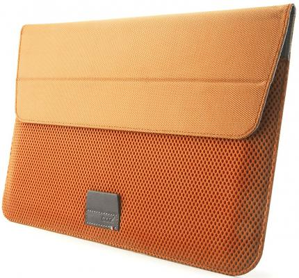 Чехол для ноутбука MacBook Air 11 Cozistyle ARIA Stand Sleeve полиэстер оранжевый CASS1103 aria women s flutter sleeve short knit gown
