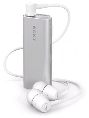 Bluetooth-гарнитура SONY SBH56 серебристый bluetooth samsung sbh 650 в харькове