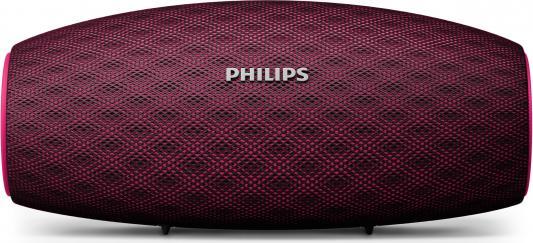 Портативная акустикаPhilips BT6900P красный портативная акустика philips bt6000a 12