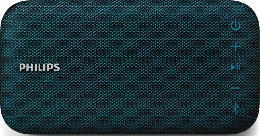 Портативная акустикаPhilips BT3900A синий портативная акустика philips bt6000a 12